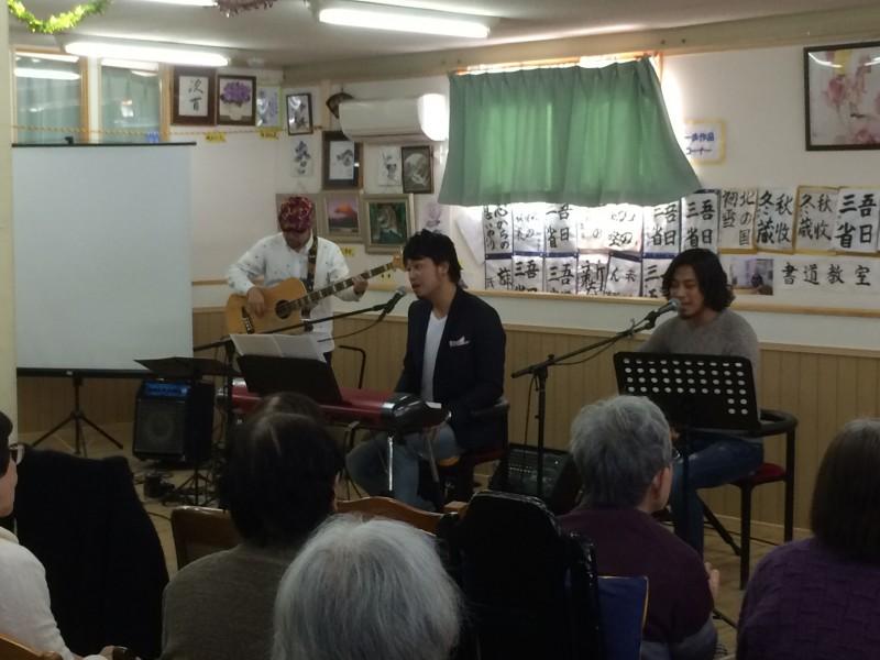 ユメノツヅキ with  ハピネス徳永 LIVE 報告!
