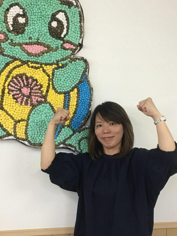 黒田 麻希の写真