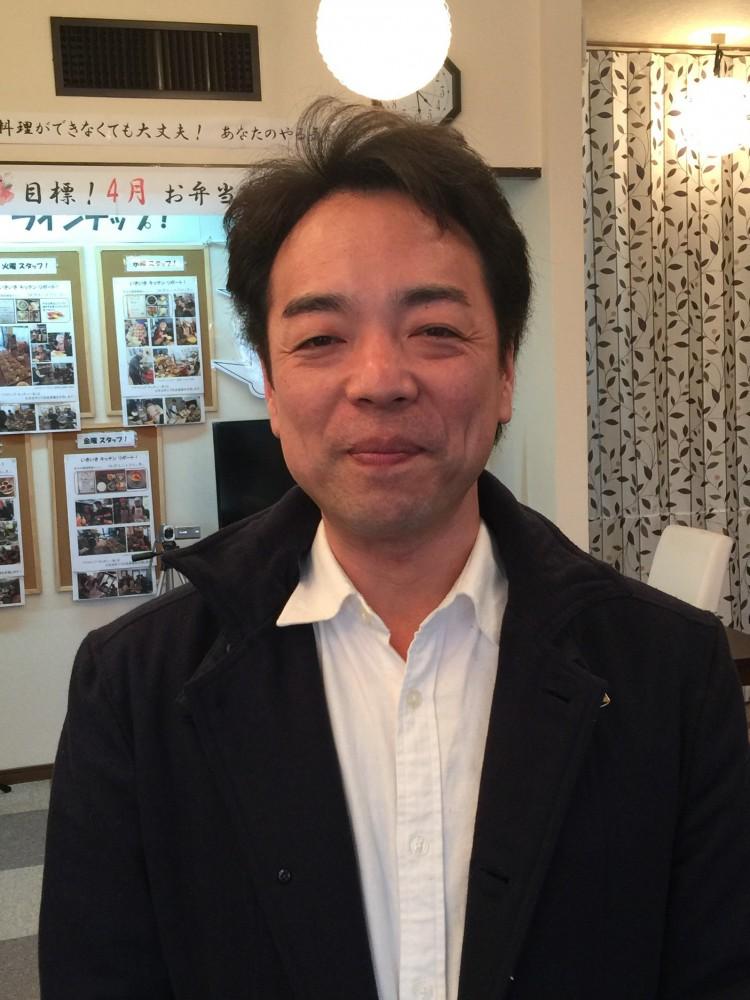上田 益大の写真
