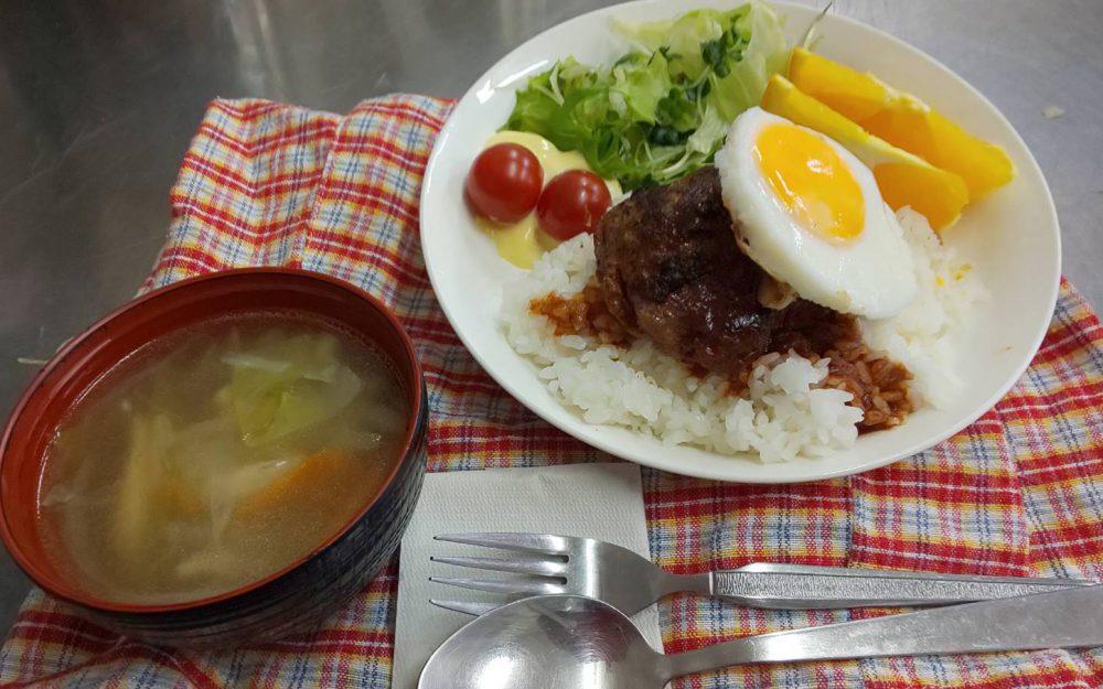 料理の日!