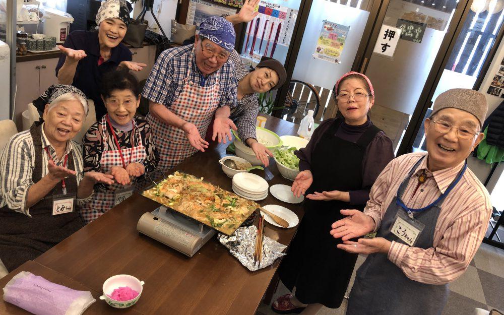 北海道郷土料理に挑戦!!