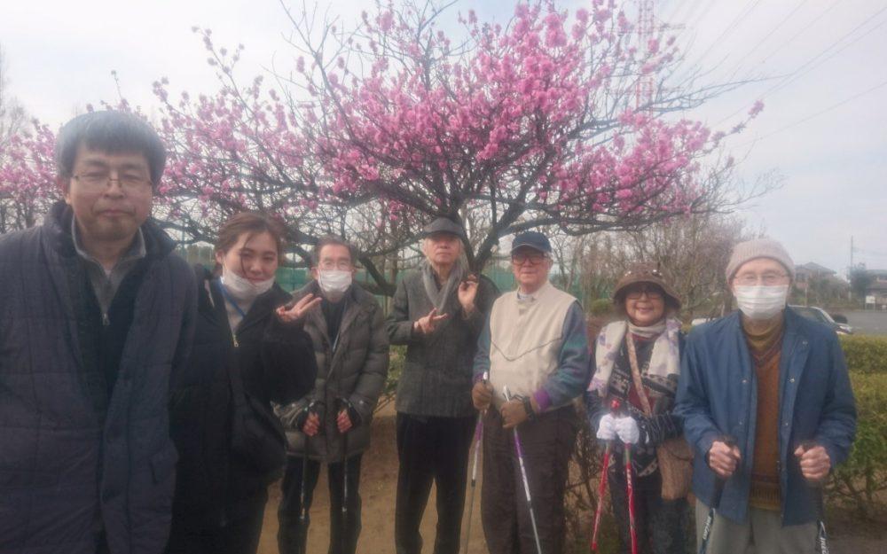 リハビリホーム一歩も春到来!!