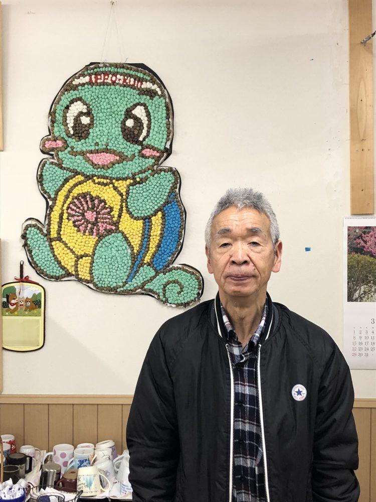 本田 克彦の写真