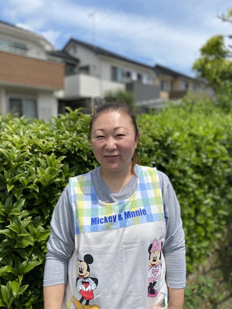 深井 千賀子の写真